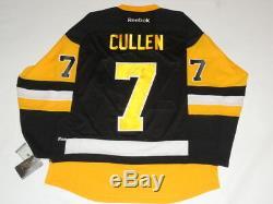 Matt Cullen Signed Rbk Pittsburgh Penguins Stanley Cup Jersey 2016 2017 Jsa Coa