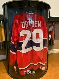 Montreal Canadiens Ken Dryden Autographed NHL Jersey Rare