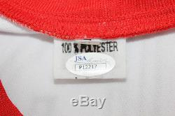 Montreal Canadiens LE 3/10 Triple Signed 10 Cups Club White Jersey JSA COA
