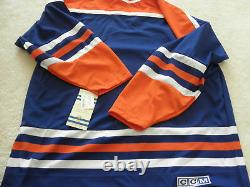 Oilers/wayne Gretzky Signed Jersey Coa + Proof! Edmonton The Great One