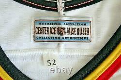 PAVEL BURE Signed Authentic Vintage VANCOUVER CANUCKS CCM Jersey Size 52 (Large)