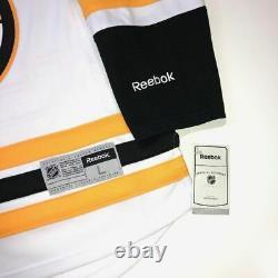 Patrice Bergeron Signed 2011 Boston Bruins Stanley Cup Rbk Premier Jersey Coa