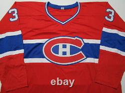 Patrick Roy / NHL H. O. F. / Autographed Montreal Canadiens Custom Jersey / Coa