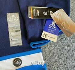 Patrik Laine Winnipeg Jets Fanatics Autographed Blue Adidas Authentic Jersey