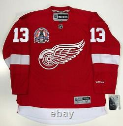 Pavel Datsyuk Signed 2002 Stanley Cup Detroit Red Wings Jersey Psa/dna Coa