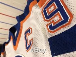 Pro Nike NHL Edmonton Oilers Wayne Gretzky Repro Hockey Jersey