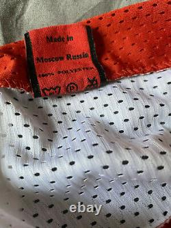 Rare Vintage Ussr Soviet Union Ice Hockey Jersey Shirt XL Vladislav Tretiak
