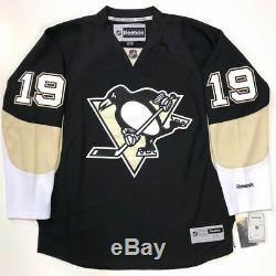 Ryan Whitney Signed Pittsburgh Penguins Reebok Jersey XL Beckett Coa H71163
