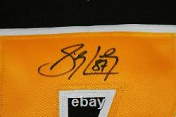 SIDNEY CROSBY SIGNED Pittsburgh Penguins ADIDAS PRO JERSEY withCOA 2017-2021 Ice
