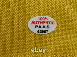 Sidney Crosby / Autographed Pittsburgh Penguins Black Custom Hockey Jersey / Coa