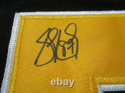 Sidney Crosby / Autographed Pittsburgh Penguins Pro Style Hockey Jersey / Coa