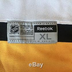Sidney Crosby Signed Autographed Penguins Authentic Jersey Fanatics COA