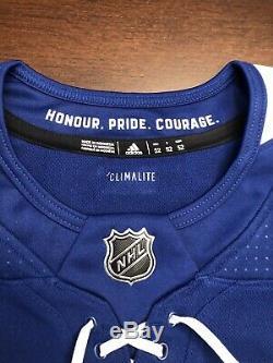 Signed Jake Gardiner Jersey Toronto Maple Leafs