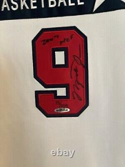 Signed Sports Jersey-nba