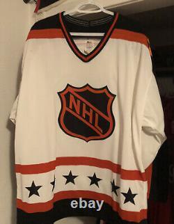 Steve Yzerman 1991 NHL All Star Game Jersey Size 52 Red Wings Rare HOF Vintage