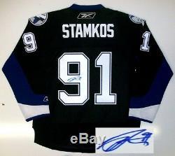 Steven Stamkos Signed Tampa Bay Lightning Home Jersey