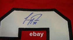 Team Canada 2014 Carey Price Signed Winter Olympics Red Jersey Hockey Pro