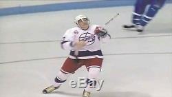 Teemu Selanne Signed Winnipeg Jets CCM 1993 Rookie Inscribed Jersey Psa/dna Coa