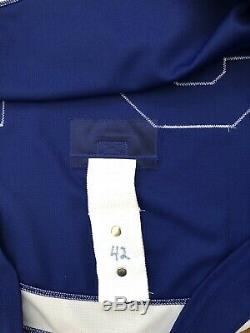 Toronto Maple Leafs Auston Matthews Adidas MiC Jersey Size 56