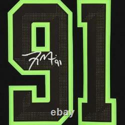 Tyler Seguin Dallas Stars Autographed Black Alternate Fanatics Breakaway Jersey