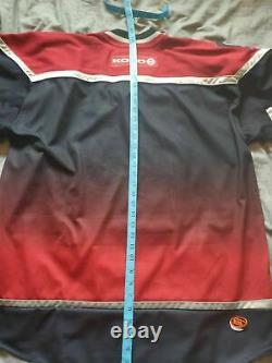 Vancouver Canucks Rare 2000s Alternate (Fade) ice hockey NHL Jersey XL