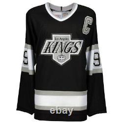 Wayne Gretzky Autographed LA Kings jersey