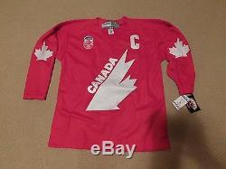 Wayne Gretzky Autographed Labatt Canada Cup Jersey-certificate Of Authenticity