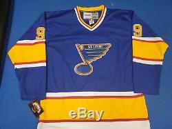 Wayne Gretzky Autographed St. Louis CCM Jersey NHL Hockey With COA
