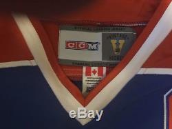 Wayne Gretzky HOF Edmonton Oilers Auto Signed CCM Size 56 Jersey JSA LOA