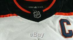 Wayne Gretzky / NHL Hall Of Fame / Autographed Edmonton Oilers Pro Style Jersey