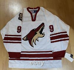 Wayne Gretzky Signed Coyotes Authentic White CCM Jersey NWT with LOA