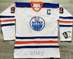 Wayne Gretzky Signed Edmonton Oilers Jersey FULL AUTOGRAPH With INSCR. JSA LOA