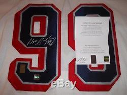 Wayne Gretzky Signed New York Rangers Liberty Jersey