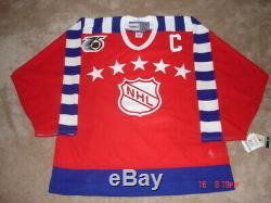 Wayne Gretzky Wga Autographed 1992 Allstar Jersey Ltd. Edition 9/199