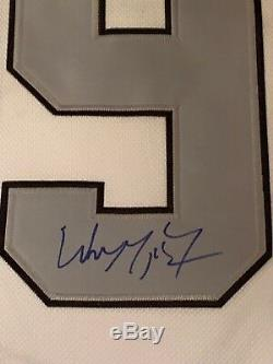 Wayne Gretzky signed Los Angeles Kings jersey autographed HOF JSA LOA