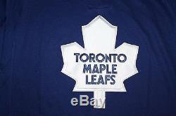 Wendel Clark signed autograph Toronto Maple Leafs reebok jersey