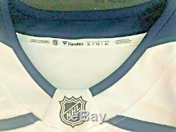 Alexander Ovechkin # 8 Signé Capitals Jersey XL Fanatics Coa Nouveau