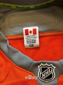 Anaheim Ducks Stadium - Maillot D'entraînement De Maillot 58 Officiel - Officiel