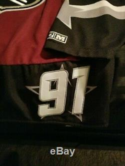 Autographié Sergei Fedorov 2002 NHL All Star Jersey Signé