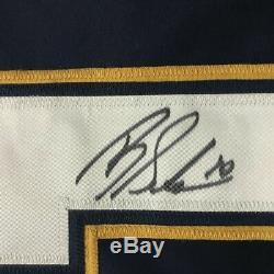 Autographié / Signé Brayden Schenn St. Louis Autre Hockey Jersey Jsa Coa Auto