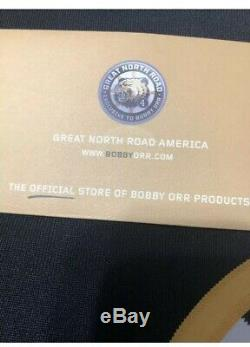Bobby Orr Authentic Coa De Jersey & Ness Autographed Authentic Jersey