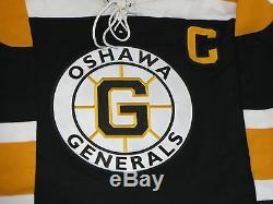 Bobby Orr, Général Signé D'oshawa, Hologramme Signé Jersey Great North Road