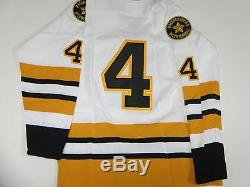Bobby Orr Maillot Stat Bruins De Boston Signé Great North Road Coa # 'd 13/44