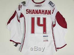 Brendan Shanahan - Maillot Psa / Dna Auth Coa Pour Le Jeu All Star 2007 Reebok Edge Signé