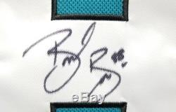 Brent Burns Signé Autographié Jersey De San Jose Sz 54. Witness Jsa