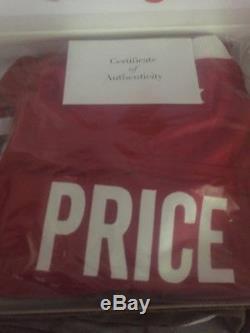 Carey Price Signed Jersey De Hockey LNH Reebok Autographie Avec Coa Frameworth