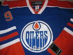 Connor Mcdavid Maillot Signé Edmonton Oilers Autograph NHL Authentic Beckett Coa