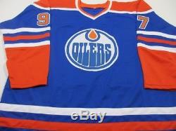 Connor Mcdavid / Oilers D'edmonton / Chandail De Hockey Personnalisé Des Oilers Autographié / Coa