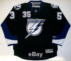 Dwayne Roloson Jersey Signé Lightning Home De Tampa Bay