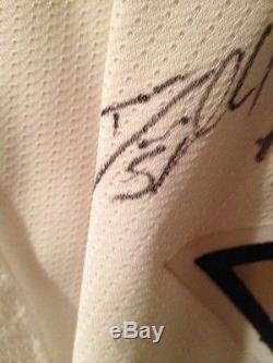 Équipe Pittsburgh Penguins Signée Jersey 2009 Équipe Sale Hesitate Envoyer Des Offres
